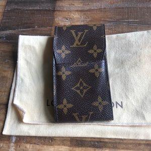 Louis Vuitton cigarette case